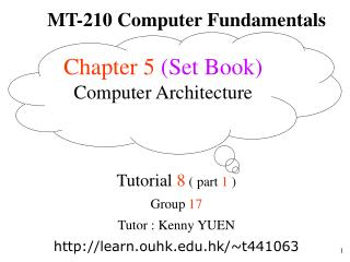 MT-210 Computer Fundamentals