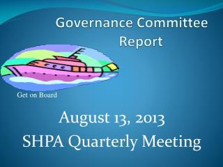 Governance Committee Report