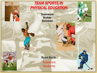 Team Sports PowerPoint