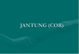 JANTUNG (COR)