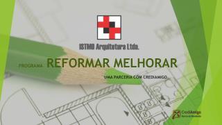 PROGRAMA  REFORMAR MELHORAR