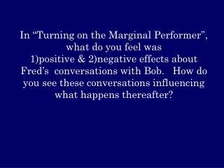 Management Dialogues