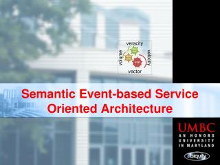 Semantic Event-based Service Oriented Architecture