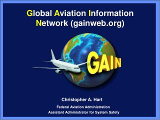 Global Aviation Information Network gainweb