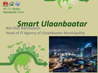 Smart Ulaanbaatar
