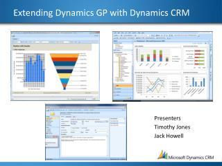 Extending Dynamics GP with Dynamics CRM