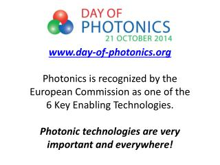 Photon  originates from  the  greek language ,  phōt  =  light