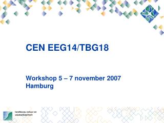 CEN EEG14/TBG18