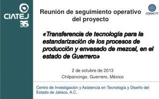 Centro de Investigación y Asistencia en Tecnología y Diseño del Estado de Jalisco, A.C.