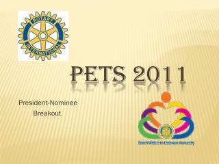 PETS 2011