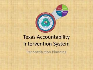 Texas Accountability  Intervention System