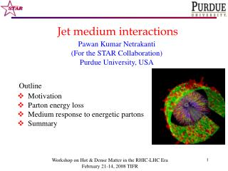 Jet medium interactions