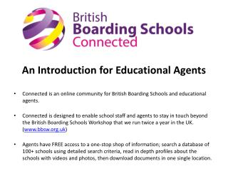 An Introduction for Educational Agents