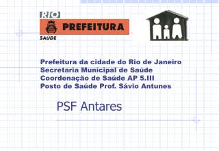 PSF Antares