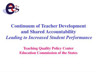 Teacher Development � The Teachers We Want