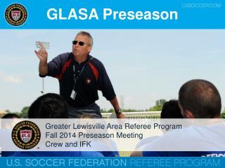 GLASA Preseason