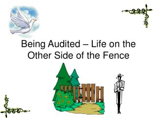 Being Audited – Life on the Other Side of the Fence
