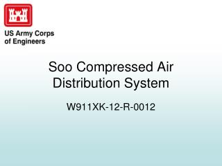 Soo Compressed Air Distribution System