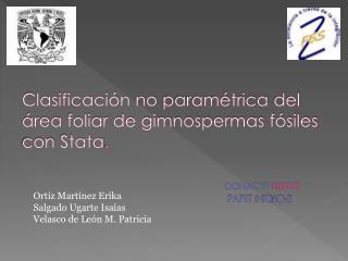 Ortiz Martínez Erika              Salgado Ugarte Isaías Velasco de León M. Patricia