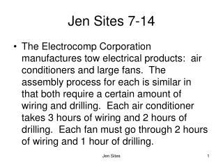 Jen Sites 7-14