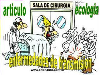 enfermedades de transmision