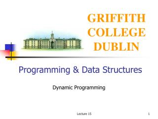 Programming &  Data Structures