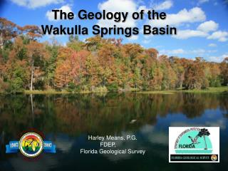 The Geology of the Wakulla Springs Basin