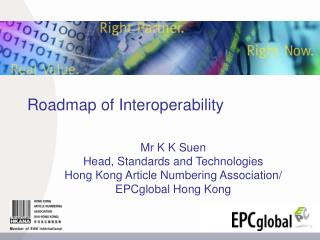 Roadmap of Interoperability