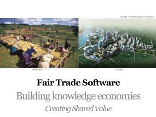 Fair Trade Software
