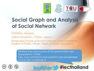 Social Graph and Analysis of Social  Network