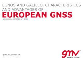 European GNSS