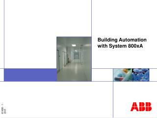 Building Automation with System 800xA