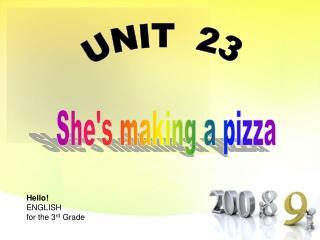 UNIT  23