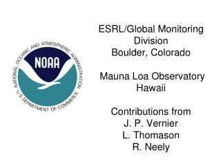 Early regular measurements of the stratospheric aerosol layer started in 1970's