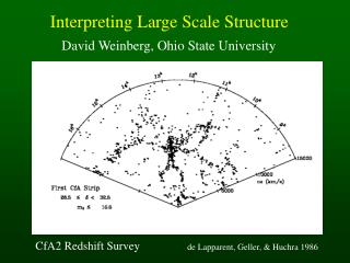Interpreting Large Scale Structure