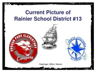 Current Picture of  Rainier School District #13