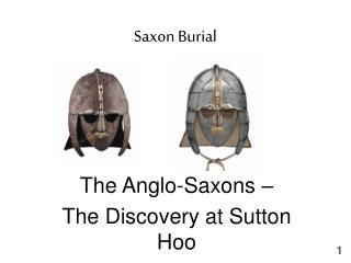 Saxon Burial