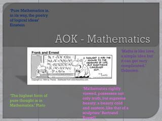 AOK - Mathematics