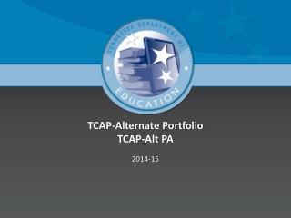 TCAP-Alternate Portfolio  TCAP-Alt PA