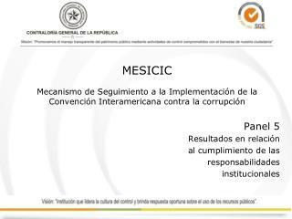 MESICIC