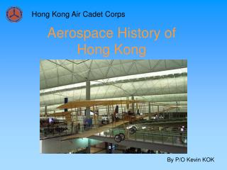 Aerospace History of Hong Kong