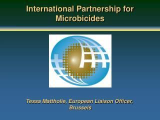 Tessa Mattholie, European Liaison Officer,  Brussels