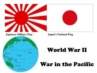 World War II War in the Pacific