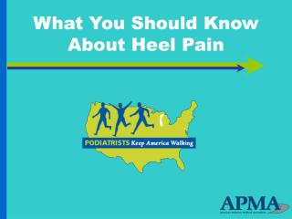Heel Pain Powerpoint Presentation Heel Pain Powerpoint ...