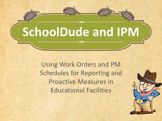 SchoolDude and IPM