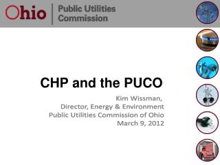 CHP and the PUCO