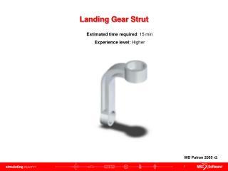 Landing Gear Strut
