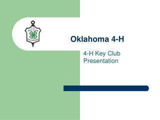 Oklahoma 4-H