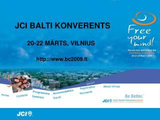 JCI BALTI KONVERENTS