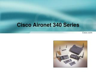 Cisco Aironet 340 Series